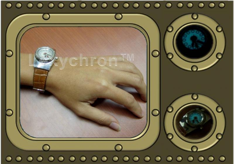 Lexychron Watch Saturnia